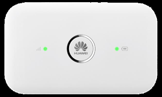 Huawei E5573 4G Mobile Wi-Fi (White)