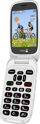 Doro 6520 (Grey)