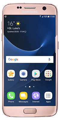 Samsung Galaxy S7 (32GB Pink Gold)