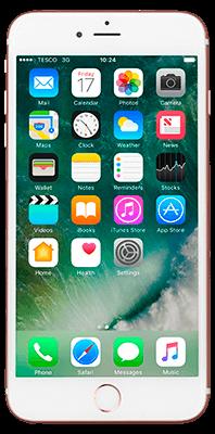 Apple iPhone 6s Plus (32GB Rose Gold)