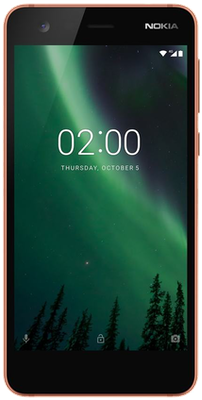 Compare retail prices of Nokia 2 (8GB Copper Black) to get the best deal online