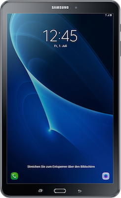 Samsung Galaxy Tab A 10.1 (2016) (32GB Black)