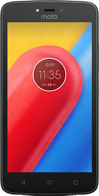 Moto C 4G (16GB Starry Black Refurbished Grade A)