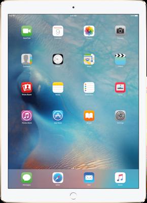 "Apple iPad 9.7"" (2018) (128GB Gold)"