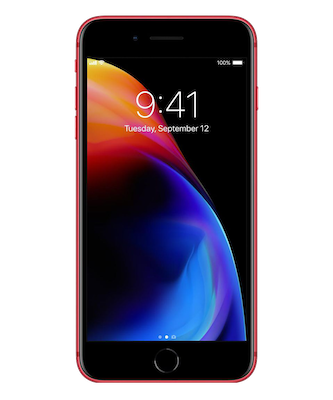 Apple iPhone 8 (64GB (PRODUCT) RED) cheapest retail price