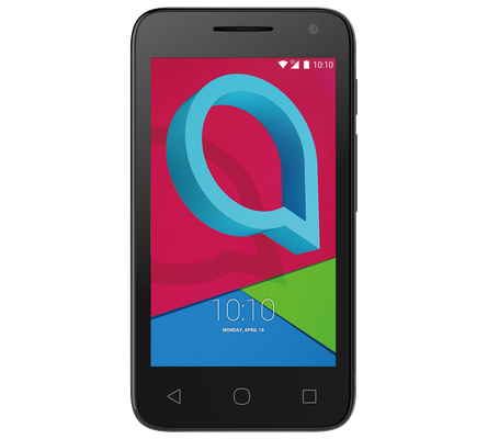 Cheapest price of Alcatel U3 3G (4GB Black) in new is £25.00