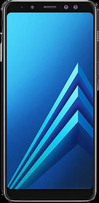 Samsung Galaxy A8 (32GB Black)