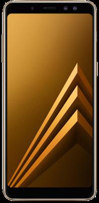 Samsung Galaxy A8 (32GB Gold)