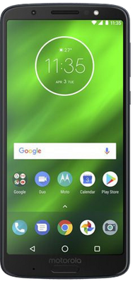 Compare retail prices of Moto G 6 Plus (64GB Blue) to get the best deal online