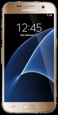 Samsung Galaxy S7 (32GB Gold Refurbished Grade A)