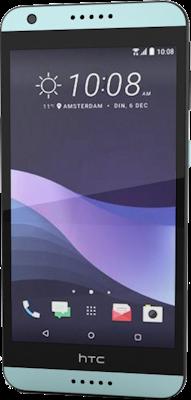 HTC Desire 650 (16GB Arctic Blue Refurbished Grade A)