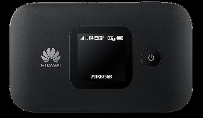Huawei E5770S Plus (Black)