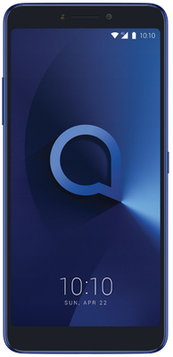 Cheapest price of Alcatel 3V (16GB Spectrum Blue) in new is Unavailable