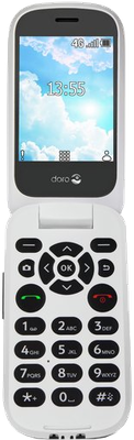 Compare retail prices of Doro 7060 (4GB Black) to get the best deal online