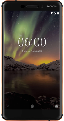 Compare Nokia new Nokia 6.1 2018 32GB in UK
