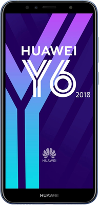 Huawei Y6 (2018) Dual SIM (16GB Blue Refurbished Grade A) at £49.00 on Big Bundle 8GB with 2000 mins; 5000 texts; 8000MB of 4G data. Extras: Top-up required: £20.