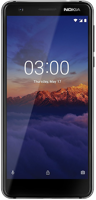 Compare retail prices of Nokia 3.1 (16GB Black) to get the best deal online