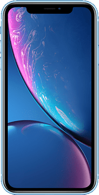 Apple iPhone XR (64GB Blue) at £749.00 on Big Bundle 5GB with 1000 mins; 5000 texts; 5000MB of 4G data. Extras: Top-up required: £15.
