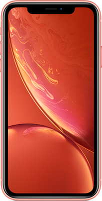 Apple iPhone XR (128GB Coral) at £799.00 on Big Bundle 5GB with 1000 mins; 5000 texts; 5000MB of 4G data. Extras: Top-up required: £15.