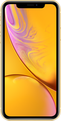 Apple iPhone XR (128GB Yellow) at £799.00 on Big Bundle UK & International 3GB with 500 mins; 5000 texts; 3000MB of 4G data. Extras: Top-up required: £15.