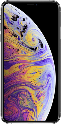 Apple iPhone XS Max (256GB Silver) at £1249.00 on Big Bundle UK & International 1GB with 250 mins; 5000 texts; 1000MB of 4G data. Extras: Top-up required: £10.
