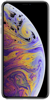 Apple iPhone XS Max (512GB Silver)