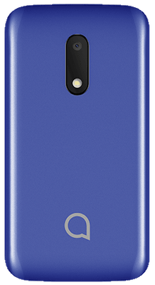 Alcatel 3025X (Metallic Blue)