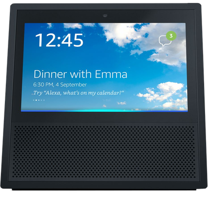 Cheapest price of Amazon Echo Show (Black) in new is £199.99