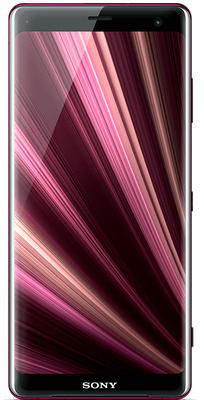 Sony Xperia XZ3 (64GB Red)