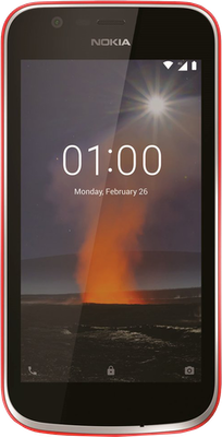 Compare retail prices of Nokia 1 (8GB Red) to get the best deal online