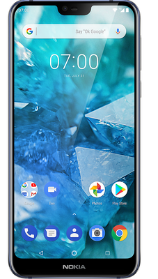 Compare retail prices of Nokia 7.1 (32GB Blue) to get the best deal online