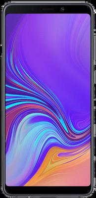 Samsung Galaxy A9 (2018) Dual SIM (128GB Caviar Black)
