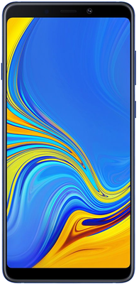Samsung Galaxy A9 (128GB Blue) at £519.00 on Big Bundle 5GB with 1000 mins; 5000 texts; 5000MB of 4G data. Extras: Top-up required: £15.