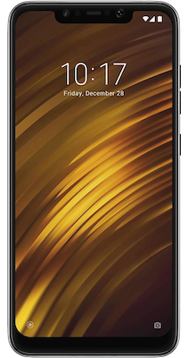 Compare retail prices of Xiaomi Pocophone F1 Dual Sim (64GB Grey) to get the best deal online