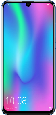 Compare retail prices of Honor Honor 10 Lite Dual SIM (64GB Sapphire Blue) to get the best deal online