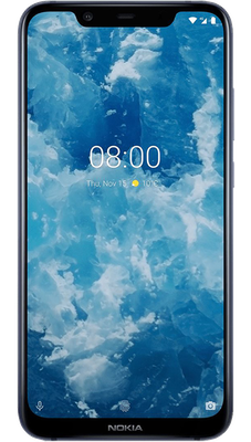 Compare retail prices of Nokia 8.1 Dual SIM (64GB Blue) to get the best deal online