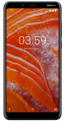 Compare retail prices of Nokia 3.1 Plus Dual SIM (32GB Royal Blue) to get the best deal online