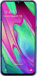 Samsung Galaxy A40 (64GB Blue)