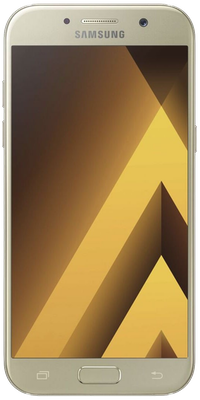 Samsung Galaxy A5 2017 (32GB Golden Sand Refurbished Grade A)