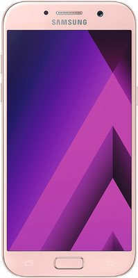 Samsung Galaxy A5 2017 (32GB Peach Cloud)