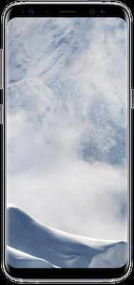 Samsung Galaxy S8 Plus (64GB Arctic Silver)