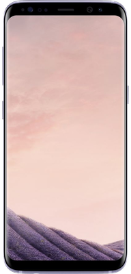 Samsung Galaxy S8 Plus (64GB Orchid Grey)