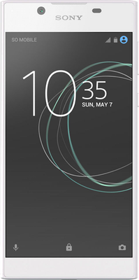 Sony Xperia L1 (16GB White Refurbished Grade A) at £59.00 on Big Bundle 20GB with 5000 mins; 5000 texts; 20000MB of 4G data. Extras: Top-up required: £30.