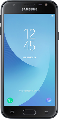 Samsung Galaxy J3 (2017) (16GB Black) at £149.00 on International SIM with 100MB of 4G data. Extras: Top-up required: £10.