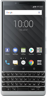 BlackBerry Key2 (64GB Silver)
