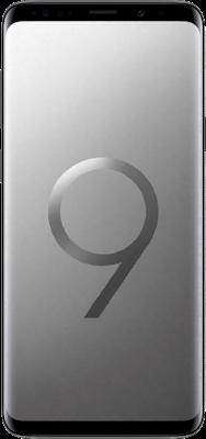 Samsung Galaxy S9 Plus (256GB Titanium Grey)
