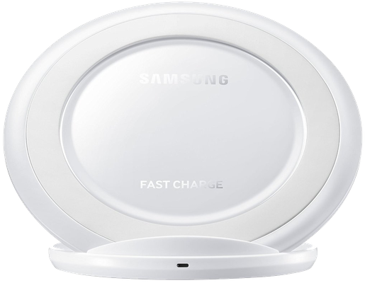 Compare retail prices of Samsung Wireless Charger Stand for Galaxy S9 and S9+ (White) to get the best deal online
