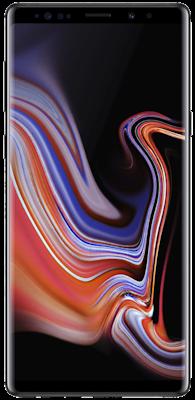 Samsung Galaxy Note 9 (128GB Black)