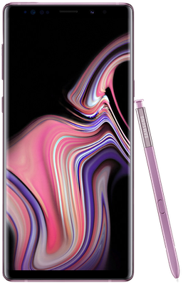 Samsung Galaxy Note 9 (128GB Lavender)