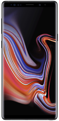 Samsung Galaxy Note 9 (512GB Black)